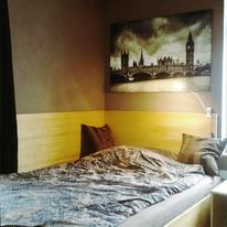 Bild: voll ausgestattete Wohnung in Biberach im modernen London Design