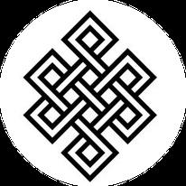 Symbole du nœud sans fin