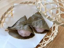 桜餅(道明寺)