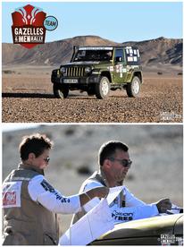 Gazelles and Men Rally 2018.