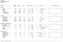 Einkauf Report - Excel Vorlage