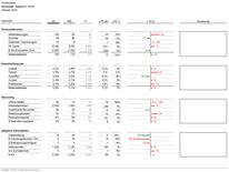 Personal Report - Excel Vorlage