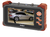HD-SDI/EX-SDI/AHD/TVI/HDMI/CVBS対応の小型マルチモニター - 写真(小)