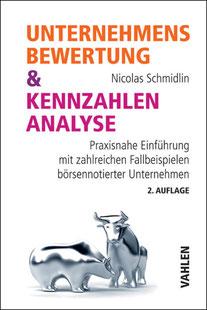 Rezension Unternehmensbewertung und Kennzahlenanalyse