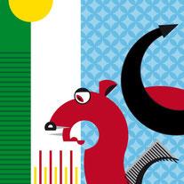Il·lustració campanya gràfica. Sílvia Llenas
