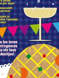 Poster design. Sílvia Llenas