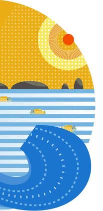 Il·lustració viatges. Sílvia Llenas