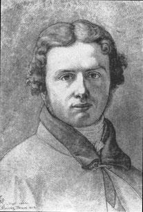 L. Vogel, Selbstbildnis. Florenz 1813. Kunsthalle Hamburg ?