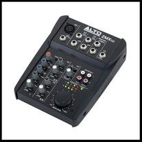 Mischpult Mixer mieten verleih Alex Light and Sound