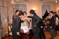 結婚式 2次会
