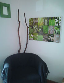 interieur chambre nature