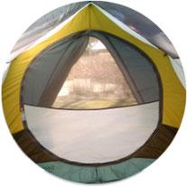Camping für die weltreise - Hier Zelt Tranquility 4 von Therm-a-rest