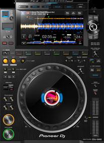 Pioneer CDJ Nexus 2 mieten