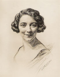 Margarita Manen une amie argentine 1925