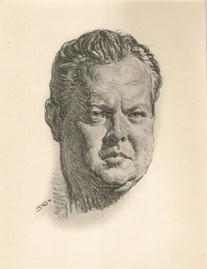 Oson Welles 1961