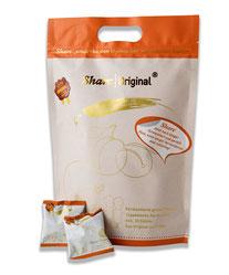 Fermentierte Share Pflaume Verpackung Sackerl groß