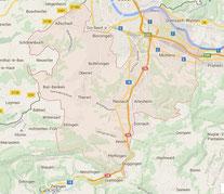Schlüsseldienst im Bezirk Arlesheim