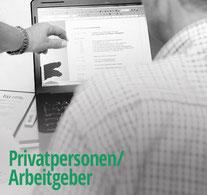 Angebot für Privatpersonen / Arbeitgeber Standortbestimmung, Konfliktmanagement, Veränderungsprozess
