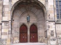 Barocktüren, St. Georg