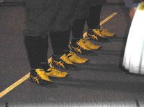 崎浦分団の黄色い旋風