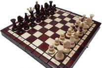 Schachspiel Nr. 122 aus Holz