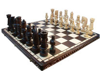 Schachspiel Nr. 102 handgeschnitzt aus Holz