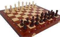 Schachspiel Nr. 96 (5) aus Holz