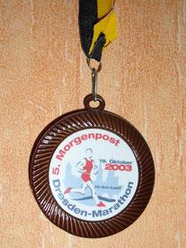2003 Dresden Marathon von René D.