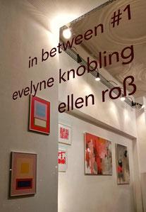 Evelyne Knobling und Ellen Roß, Ausstellung mehrkunst, Koblenz 2019