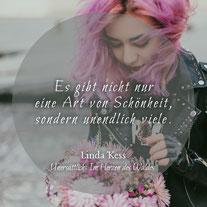 Linda Kess Website Zitate