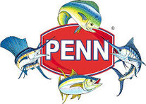 Firmenlogo Penn Fischereiartikel Hersteller