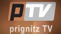 Altes Logo von prignitzTV