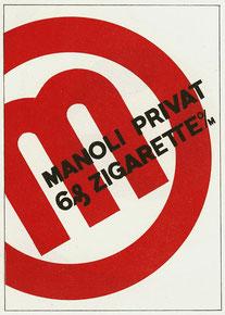 Wihelm Deffke, Plakat 1929/30 aus: Bröhan Design Foundation (Hrsg.:) Wilhelm Deffke - Pionier des modernen Logos. Zürich 2014, S. 238. ©Bröhan Design Foundation, Berlin
