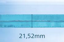 VSG aus TVG 21.52mm klar