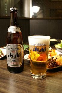 ビールと一緒にお楽しみ下さい