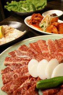 宴会・コース料理(例)