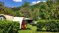Logement insolite dans le Diois, Drôme