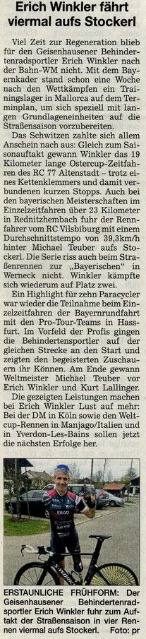 Quelle: Landshuter Zeitung 21.05.2015