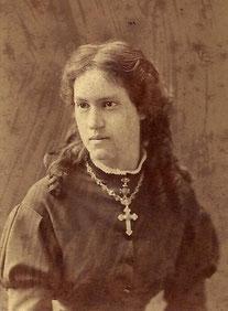Helene Vischer, geb. von Flattich (1856-1928)