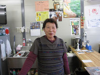 店主の母(大阪十萬里)