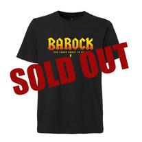 BAROCK T-Shirt orange