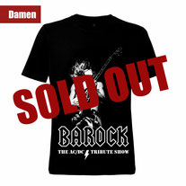 "BAROCK T-Shirt ""let there be rock"""