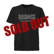BAROCK T-Shirt line logo