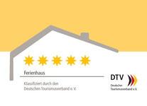Tegernsee Suites 5 Sterne Ferienhaus klassifiziert durch den Deutschen Tourismusverband