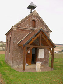 Chapelle Notre-Dame-du-Hayer à Chennegy