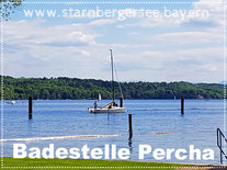 Badestelle Percha am Starnberger See