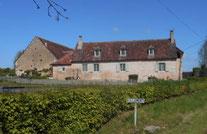 Restes du Château de Villemort