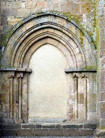 Portail de l'église de Chassignolles