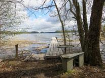 Участок для бизнеса и жизни, берег реки Луговая