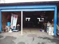 会社に隣接する倉庫にて厳重に保管します